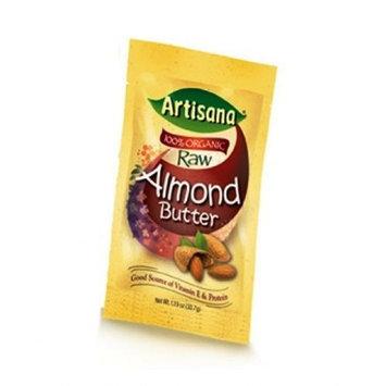 Artisana Raw Almond Butter, 1.1900-Ounce (Pack of 10)