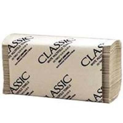 North American Paper Co 892599 Multifold Paper Towel 250/16-Pack 1-Ply - Multifold - Case