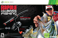 Activision Rapala Pro Bass Fishing 2010 Bundle