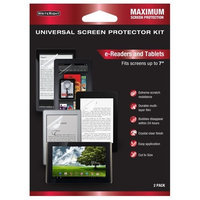 Writeright Universal E-reader / Tablet screen protector Fits up to 7