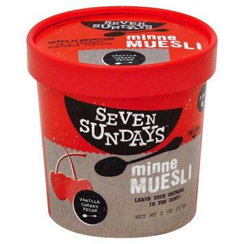 Seven Sundays - Minne Muesli Vanilla Cherry Pecan - 2 oz.