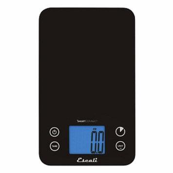 Escali Dship Smart Connect Bluetooth Kitchen Scale, 11 Lb 5 Kg, 1 ea