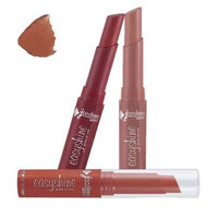 Jordana Easyshine Glossy Lip Color Brown Sugar (6-Pack)