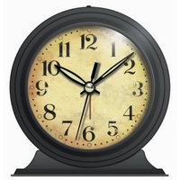 Infinity Boutique Table Clock - Black