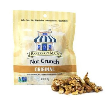 Bakery On Main NUT CRUNCH, ORIGINAL, (Pack of 6)