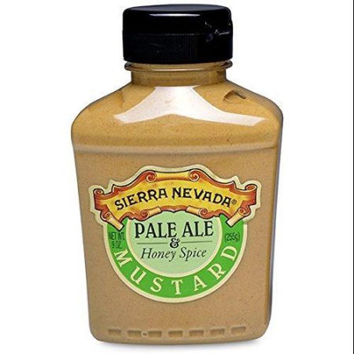 Sierra Nevada Pale Ale & Honey Spice Mustard, 9 Oz, Sqz