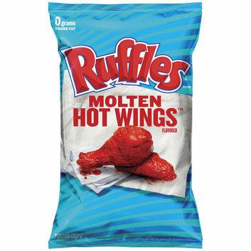 Ruffles Molten Hot Wings Potato Chips