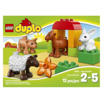 LEGO DUPLO Ville Farm animals 10522