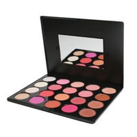 Beauty Treats 20-Piece Professional Blush Contour Palette