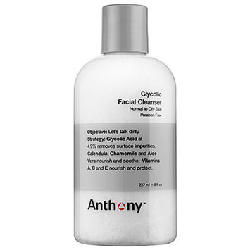 Anthony Glycolic Facial Cleanser 8 oz
