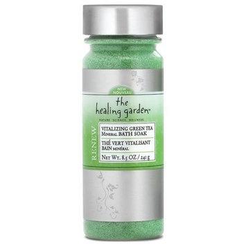 The Healing Garden Mineral Bath Soak - Vitalizing Green Tea: 8.5 OZ
