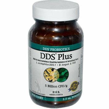 UAS Labs Probiotics DDS Plus Powder 2.5 oz