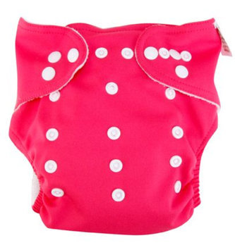 Trend Lab Fuchsia Cloth Diaper Kid's