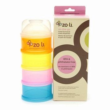 ZoLi On-the-Go Snack/Formula Dispenser PP