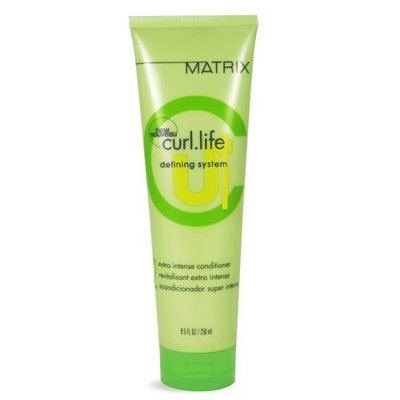 Curl Life by Matrix Matrix Curl Life Extra Intense Conditioner, 8.5 Ounce