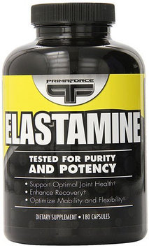 PrimaForce Elastamine - 180 Capsules