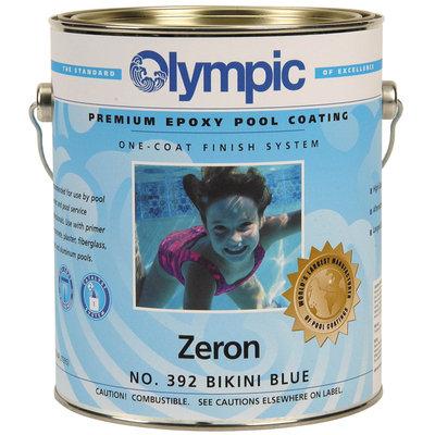 Topo-logic Systems, Inc. TOPO-LOGIC SYSTEMS, INC. Zeron Epoxy Coating Blue Ice, Pool Paint - TOPO-LOGIC SYSTEMS, INC.
