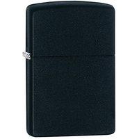Zippo Matte Lighters [Black Matte, Standard Packaging]