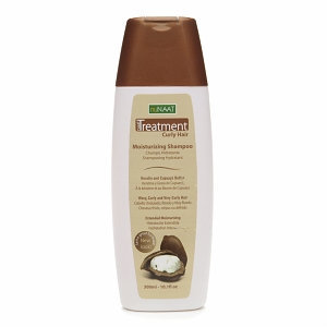 nuNAAT naat Treatment Curly Hair Moisturizing Shampoo