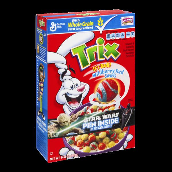 General Mills Trix Cereal