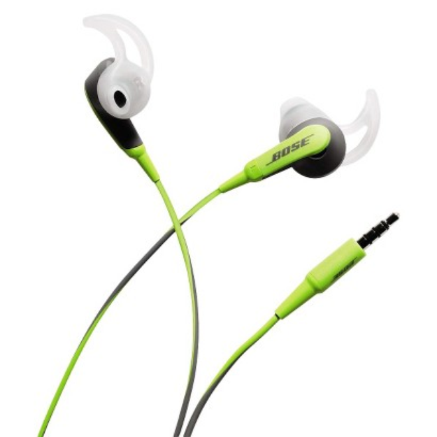 Bose SIE2i Sport Headphone with MIC - Green