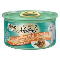Purina Fancy Feast Fancy Feast Elegant Medleys Shredded White Meat Chicken Fare Wet Cat