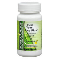 Botanic Choice Red Yeast Rice Plus Dietary Supplement Capsules