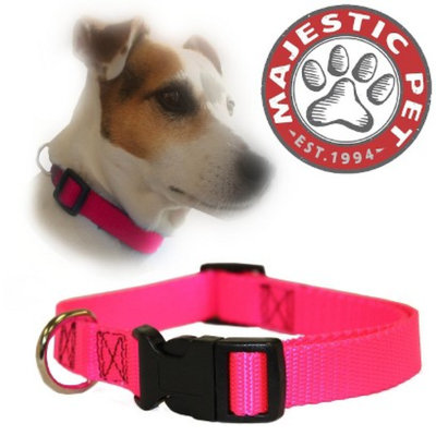 Target Home Majestic Pet Adjustable Collar - Pink (Medium)