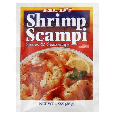 Ed's Shrimp Scampi Mix, 1-Ounce (Pack of 24)