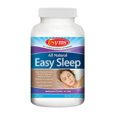 Easy Sleep Dietary Supplement Softgels