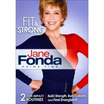 Lions Gate Entertainment Jane Fonda: Prime Time - Fit & Strong (Widescreen)