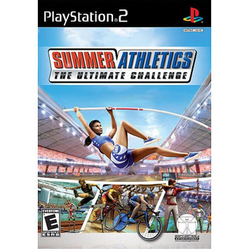 Conspiracy Entertainment Summer Athletics: Ultimate Challenge for Sony PS2