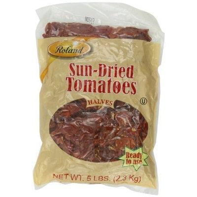 Roland Sun-Dried Tomato Halves, 5-Pounds Bag
