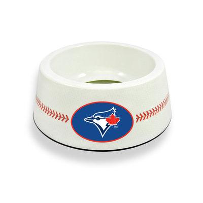Sierra Accessories Toronto Blue Jays Classic Baseball Pet Bowl