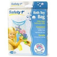 Safety 1st Bath Toy Bag 1ea