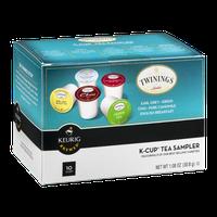 Twinings K-Cup Tea Sampler - 10 CT