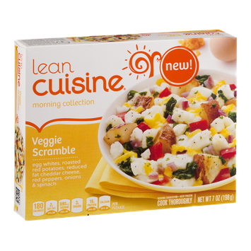 Lean Cuisine Morning Collection Veggie Scramble