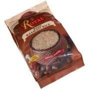 Royal Brown Basmati Rice, 2 Pound -- 4 per case.