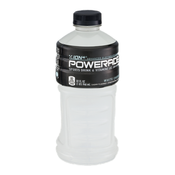 Powerade Ion4 White Cherry