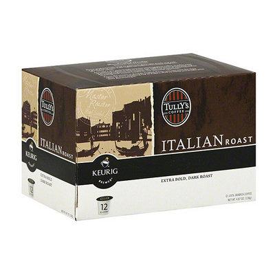 Tully's Coffee Italian Roast K-Cups Coffee