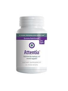 D'Adamo Personalized Nutrition Attentia 60vc