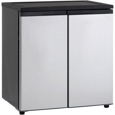 Avanti 5.5-cu. ft. Refrigerator/Freezer, Black
