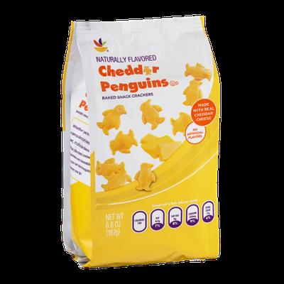 Ahold Cheddar Penguins