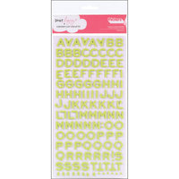 American Crafts Thickers Foam Stickers, 6