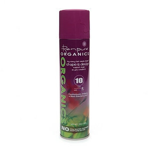 Renpure Organics My Sassy Hair Shape & Design Aerosol Hairspray 12