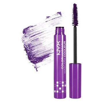 NYX Color Mascara - Purple