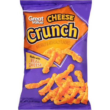 Walmart Stores Inc Great Value Cheese Crunch, 9.25 oz