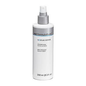 md formulations Moisture Defense Antioxidant Spray