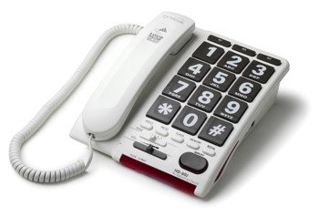 Serene Innovations HD-60J HD Amplified Jumbo-Key Phone