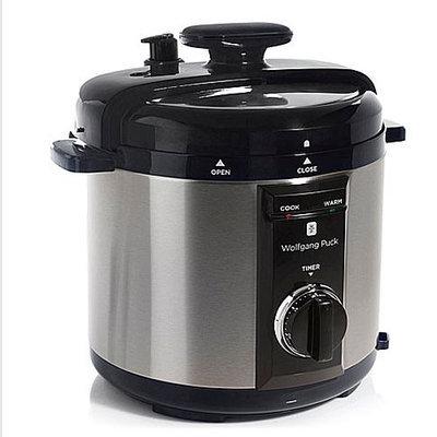 Wolfgang Puck BPCRM800B 8-Quart Rapid Electric Pressure Cooker Black